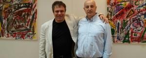 Lorenzo Canova e Leonardo Pappone