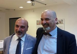 Sandro arco e Nico Ioffredi
