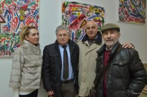 foto con dott marcello zeppa e prof. antonio Petrilli e figlia