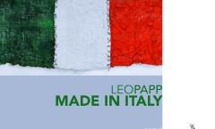 Locandina mostra MADE IN ITALY LEOPAPP