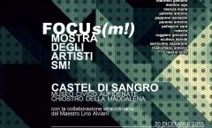 Locandina Mostra FOCUs(m!)