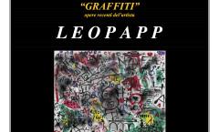 locandina mostra graffiti benevento  aprile 2016 Leopapp